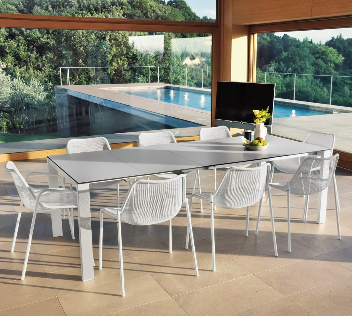 Beautiful mobili da giardino emu contemporary for Mobili giardino emu